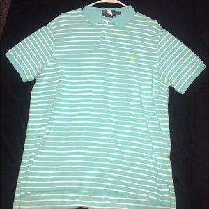 Custom fit Ralph Lauren (polo) shirt worn once.